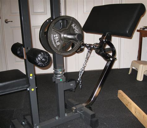 homemade preacher curl bench ironmaster preacher curl attachment review bodybuilding