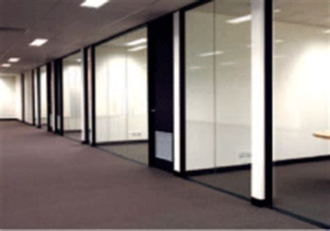 Advanced Office Interiors by Glass Glazed Office Partitions In Melbourne