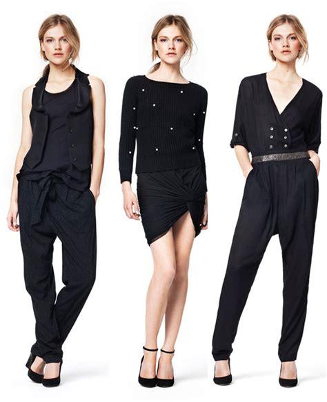 Zara Kulot Set By Be Fashion zara trf evening 2010 collection nitrolicious