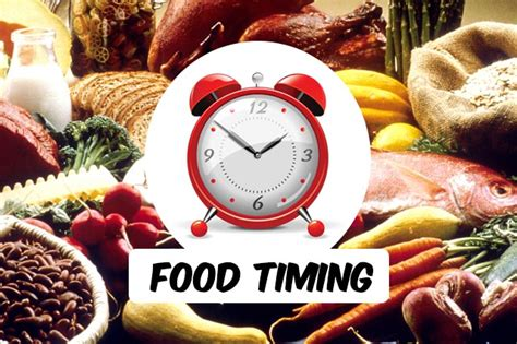 Do You Take Pictures Of Your Food by Does Timing Of Food Matter With Diabetes