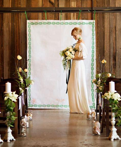 Wedding Altar Backdrop by Aisle Decor Altar Backdrops Chic Vintage Brides