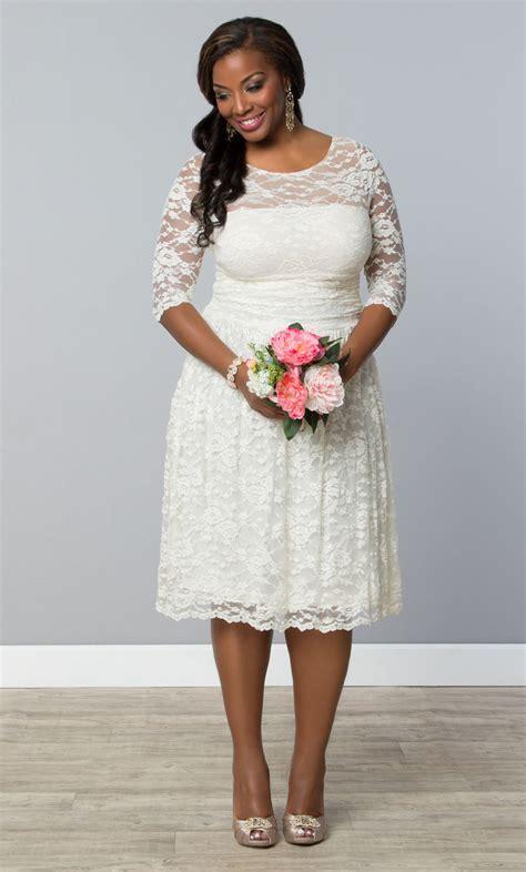 15 Marvelous Ideas of Plus Size Wedding Dresses   The Best