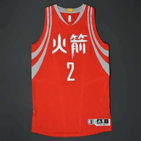 new year jersey rockets beverley houston rockets worn