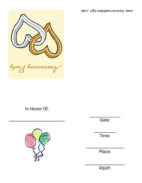 Template For Birthday Cards To From Husband by Free Printable Anniversary Cards For Husband