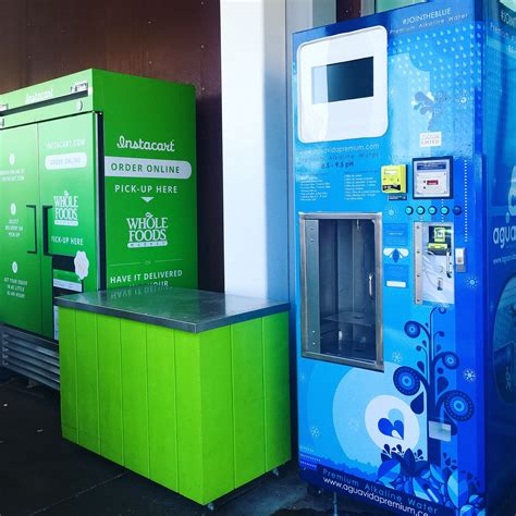 Water Dispenser Vending Machine water vending machine investors partners