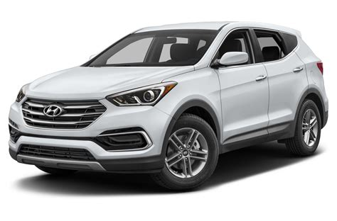 new 2017 hyundai santa fe sport price photos reviews