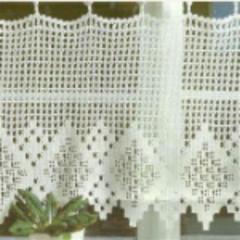 cortina  cenefa  crochet  pedido  en mercado libre