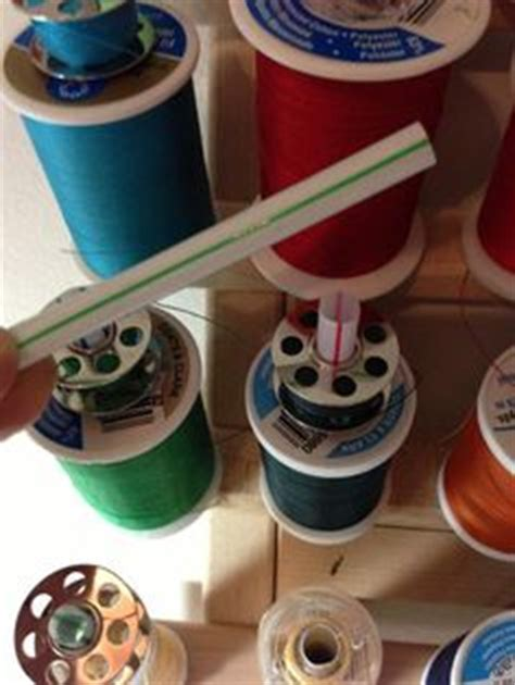 Dijamin Bobbins Spool Plastik Bening 1000 images about quilting patchwork sewing gifts