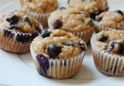 Christmas Home Crafts - blueberry banana muffins live learn love eat
