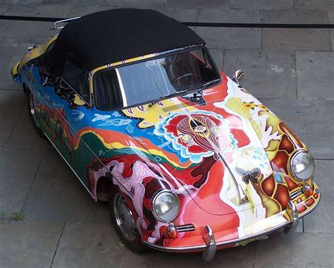 world otomotif porsche   cabriolet  janis joplin