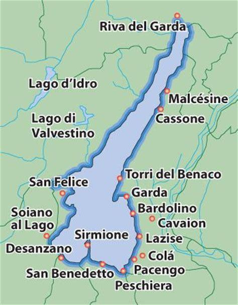 Outlines Guarda Il by Lago Di Garga Luoghi Pi 249 Belli