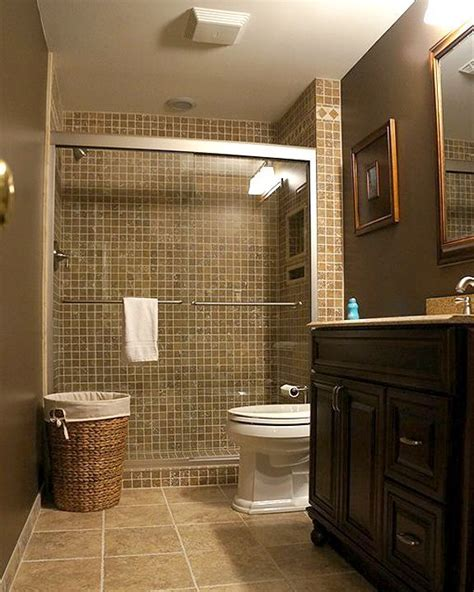 Basement Bathrooms Ideas by Photos Featured Basement Remodel Basement Bathroom