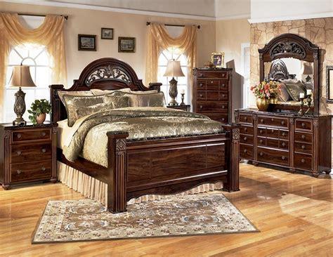 bedrooms furniture sets gabriela poster bedroom set from b347 coleman furniture