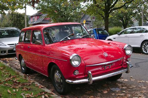 volkswagen squareback parked cars vancouver 1968 volkswagen squareback
