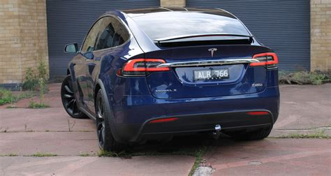 tesla model  pd review simply  standout suv