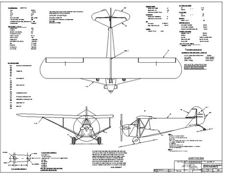 home built aircraft plans homebuilt ultralight airplane plans the best and latest