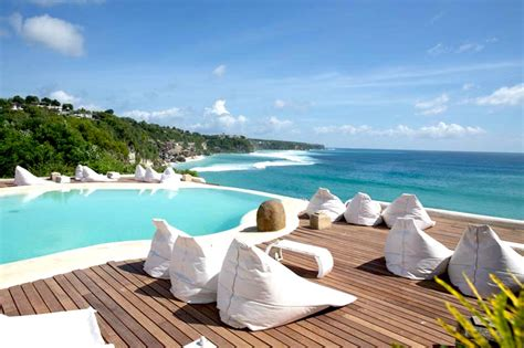 cliff top bar bali 13 best beach clubs in bali in 2017 what s new bali