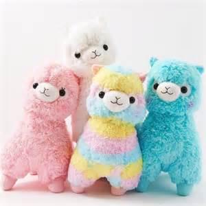Target Chair Covers Home Accessory Twaimz Llama Stuffed Animal Pastel