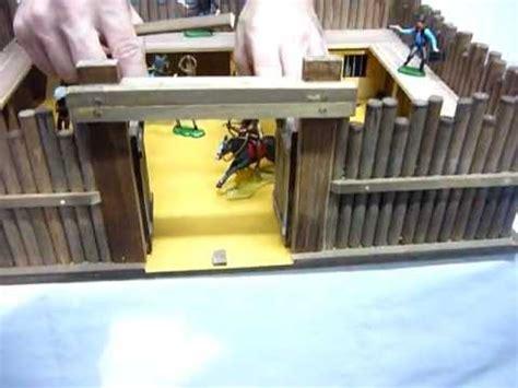 imagenes de fuertes de juguete fuerte de madera de juguete para soldaditos youtube