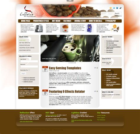 restaurant classic review a joomla restaurant template by 45 best cafe restaurants joomla templates themes
