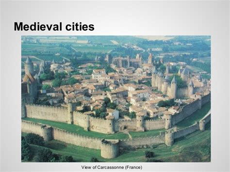 Narrow Lot Houses Medieval Cities