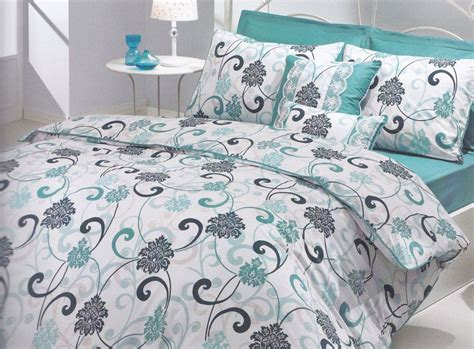 teal and grey bedding modern bedroom interior with teal white grey swirl comforter sets and king bedding set in teal