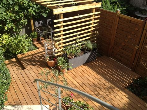 Idee Terrasse Jardin by Id 233 E Terrasse Exterieur L Atelier Des Fleurs