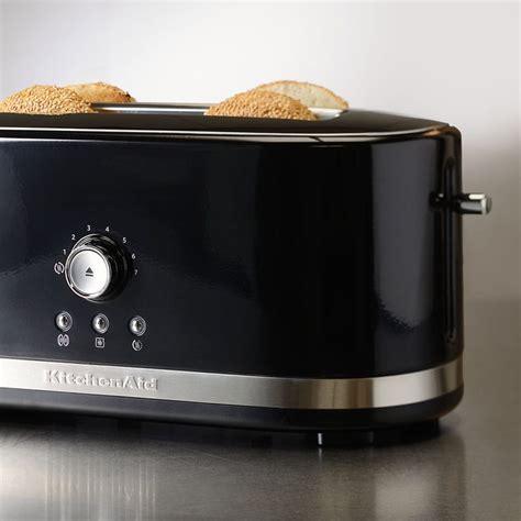 tostapane kitchen aid tostapane kitchenaid con scomparto lungo a controllo