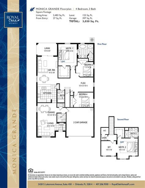floor plan 2 master suites for the home
