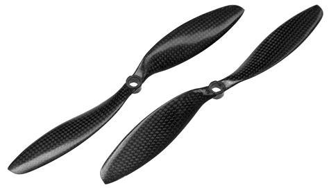 1 Pair Dji Style Propeller 8045 8045 carbon fiber cw ccw props dji style