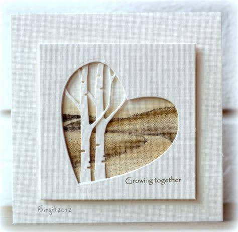 Kaos Pine Tree nordstjernen birgit fra sverige the paper crafting