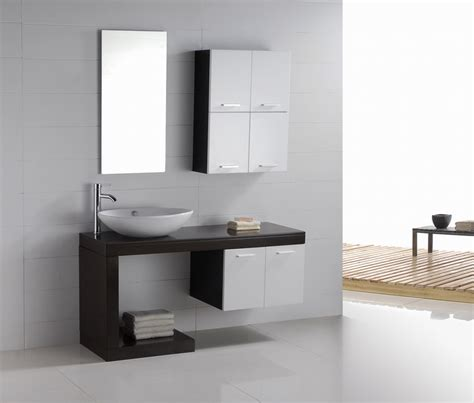 Bathroom Vanities Modern Style Tips On Choosing Bathroom Vanities In Modern Style Trellischicago
