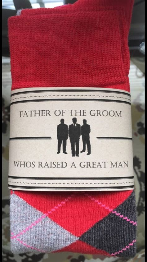 Father Of The Groom Sock Label Template Sock Label Template
