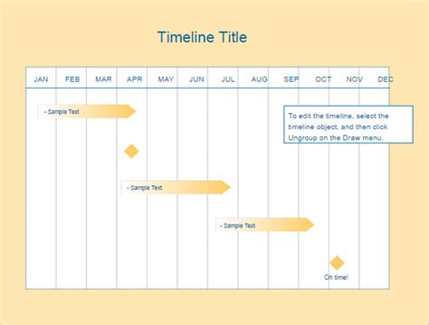 Free Blank Timeline Template by Blank Timeline Template 30 Free Psd Word Pot Pdf