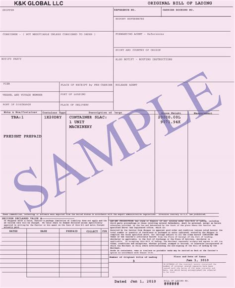 shipping bill of lading template ups freight tracking by bill of lading how to correctly
