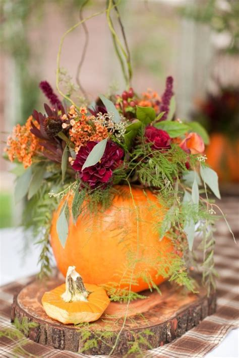 pumpkin week pumpkin inspired tables centerpieces