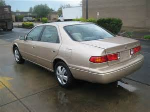 Toyota Camry 2001 Mpg 2001 Toyota Camry Eastlake Oh Used Cars For Sale