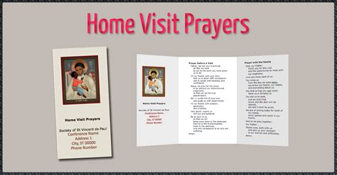 home visit prayers vinformation