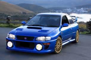 Subaru Impreza 22b Sti S201 22b Sti Puffine S