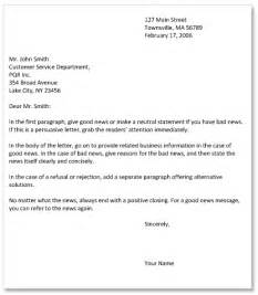 Business Letter Of News Business Letter Format Sle