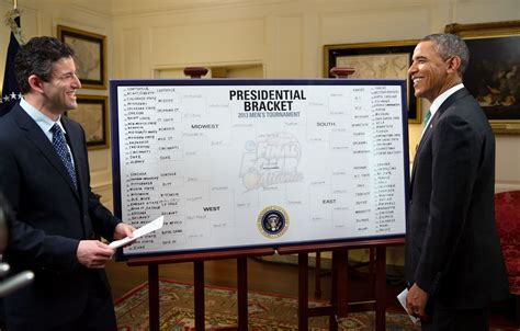president obamas bracket for the 2013 ncaa mens president obama picks indiana over louisville for men s