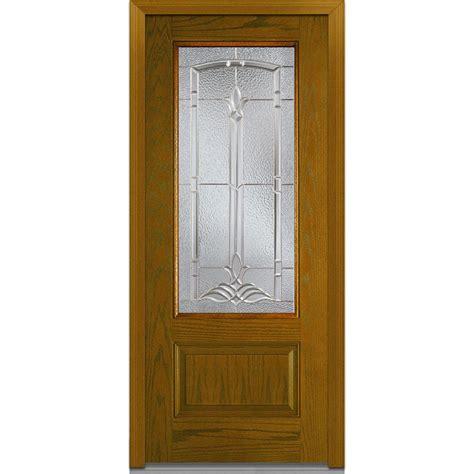 Milliken Doors by Milliken Millwork 37 5 In X 81 75 In Prairie Bevel