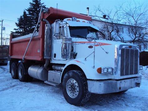 camion dompeur  roues equipmtl