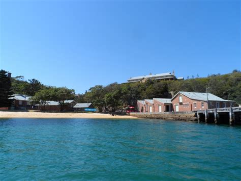 Q Station By Boat Sydney Manly House
