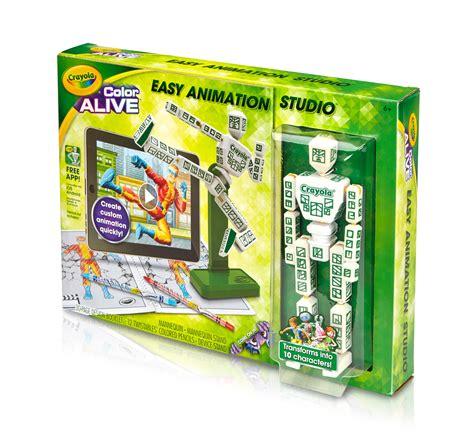 crayola color studio crayola color alive easy animation studio