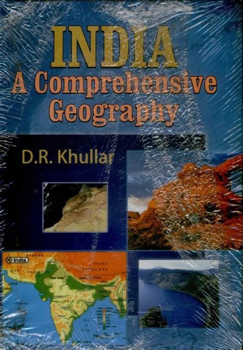 I D Paperback india a comprehensive geography by khullar d r