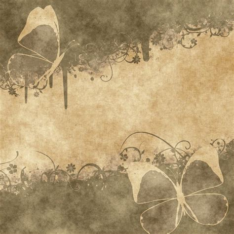 powerpoint themes old butterfly old vintage powerpoint background available in