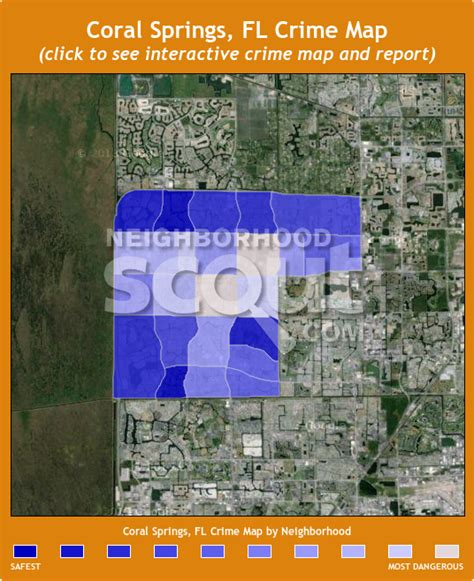 coral springs crime rates and statistics neighborhoodscout