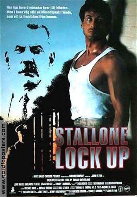 film lock up lock up movie poster lock up movie poster 1989