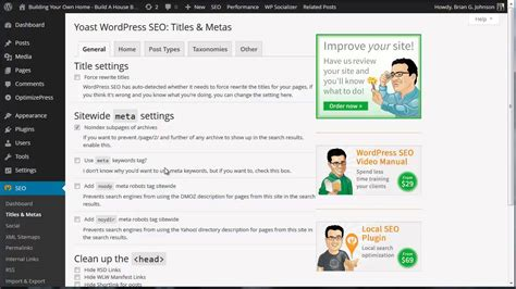 tutorial wordpress seo by yoast learn how to to use yoast seo for wordpress tutorial